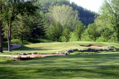 Golf Course Photo, Osage National Golf Club, Lake Ozark, 65049