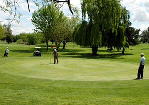 Golf Course Photo, Forest Lake Golf Course, CLOSED 2011, Acampo, 95220