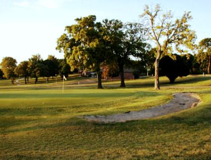 Falconhead Resort & Country Club, Burneyville, Oklahoma, 73430 - Golf Course Photo