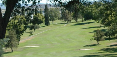 Reames Golf & Country Club,Klamath Falls, Oregon,  - Golf Course Photo