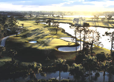 PGA National Resort & Spa -General, Palm Beach Gardens, Florida, 33418 - Golf Course Photo