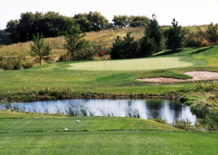 Golf Course Photo, Boulder Pointe Golf Club, Elko, 55020