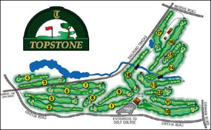 Topstone Golf Course,South Windsor, Connecticut,  - Golf Course Photo