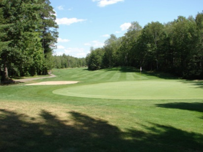 Northwood Golf Course,Rhinelander, Wisconsin,  - Golf Course Photo