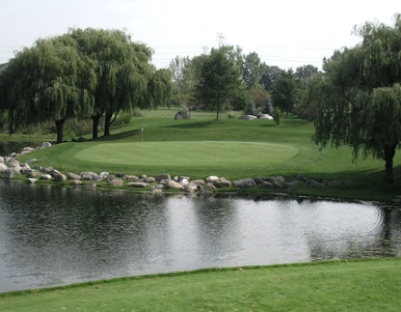 Prairie Isle Golf Club, Prairie Grove, Illinois, 60012 - Golf Course Photo