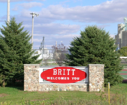 Britt Country Club, Britt, Iowa, 50423 - Golf Course Photo