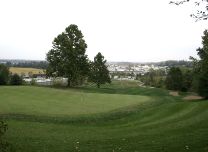 Crystal Springs Quarry Golf Club, Maryland Heights, Missouri, 63043 - Golf Course Photo