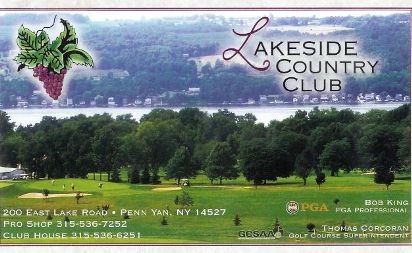 Lakeside Country Club,Penn Yan, New York,  - Golf Course Photo