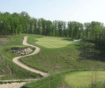 Branson Hills Golf Club: Payne Stewart Golf Course,Branson, Missouri,  - Golf Course Photo