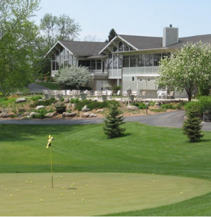West Bend Country Club, West Bend, Wisconsin, 53095 - Golf Course Photo