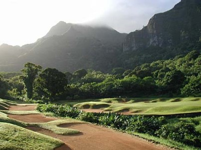 Ko olau Golf Club, Kaneohe, Hawaii, 96744 - Golf Course Photo