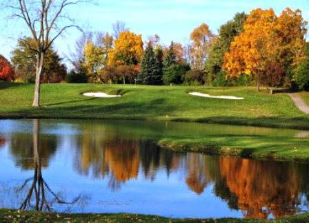 Walnut Hills Country Club, East Lansing, Michigan, 48823 - Golf Course Photo