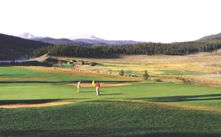 Keystone Ranch Golf Course, Ranch Course
