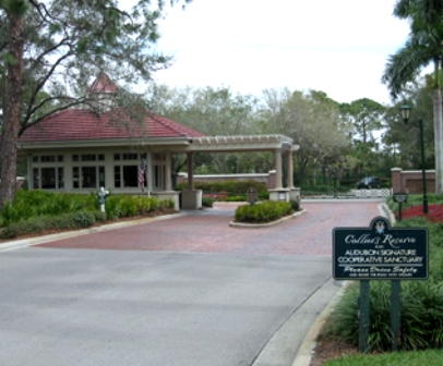 Collier's Reserve Country Club,Naples, Florida,  - Golf Course Photo