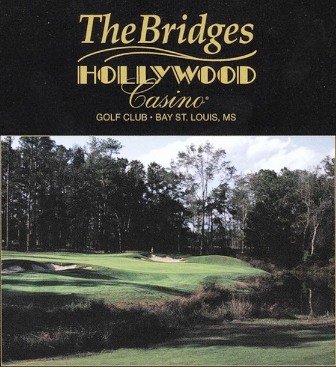 Golf Course Photo, Bridges Golf Club at Hollywood Casino, Bay Saint Louis, 39520