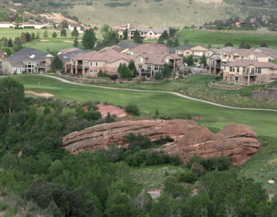 Red Rocks Country Club, Morrison, Colorado, 80465 - Golf Course Photo
