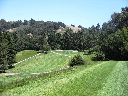 Tilden Park Golf Course,Berkeley, California,  - Golf Course Photo