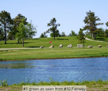 Honey Creek Golf Club,Aurora, Missouri,  - Golf Course Photo