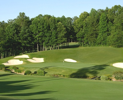 Golf Course Photo, Alpharetta Athletic Club, East Course, Alpharetta, 30004