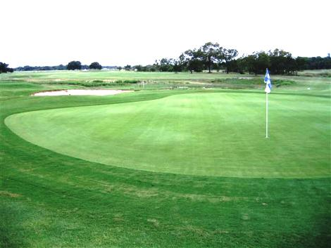Concho Springs Golf Course,Eden, Texas,  - Golf Course Photo