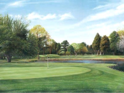 Selma Country Club,Selma, Alabama,  - Golf Course Photo