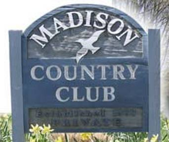 Madison Country Club,Madison, Connecticut,  - Golf Course Photo