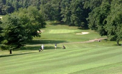 Golf Course Photo, Reynolds Park Golf Course, Winston-Salem, 27107