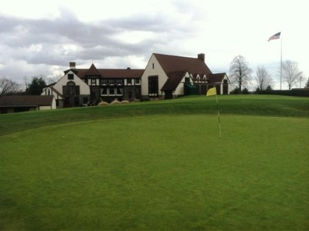 Golf Course Photo, Chartiers Country Club, Pittsburgh, 15205