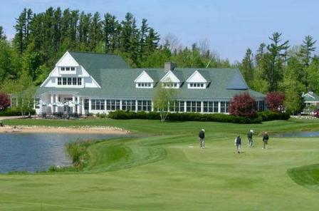 Charlevoix Country Club,Charlevoix, Michigan,  - Golf Course Photo