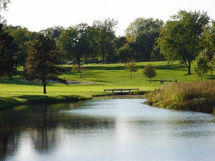 Golf Course Photo, St. Andrews Golf & Country Club - Joe Jemsek, West Chicago, 60185