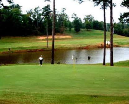 Trails End Golf Course,Arcadia, Louisiana,  - Golf Course Photo