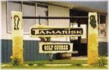 Tamarisk Golf Course,Syracuse, Kansas,  - Golf Course Photo