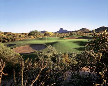 Golf Course Photo, Los Caballeros Golf Club, Wickenburg, 85390