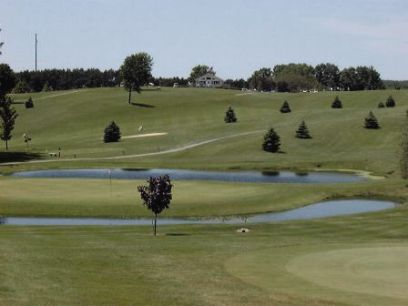 Golf Course Photo, Grand View Golf Course, New Era, 49446