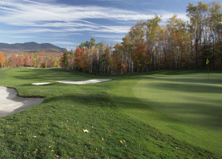 Sugarloaf Golf Club & Resort, Kingfield, Maine, 04947 - Golf Course Photo