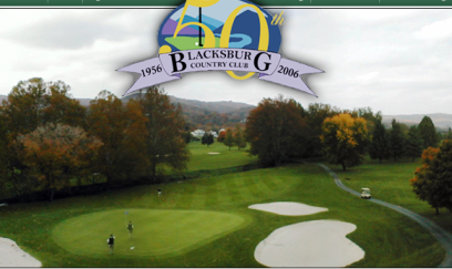 Golf Course Photo, Blacksburg Country Club, Blacksburg, 24060