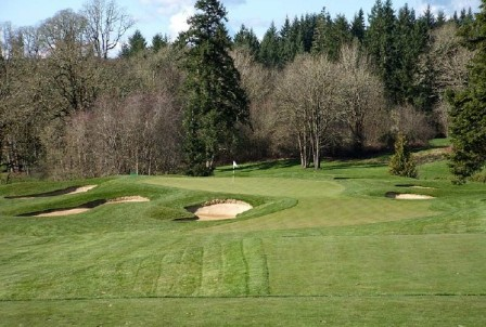 Golf Course Photo, Pumpkin Ridge Golf Club - Ghost Creek, North Plains, 97133