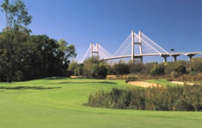 The Club At Savannah Harbor,Savannah, Georgia,  - Golf Course Photo