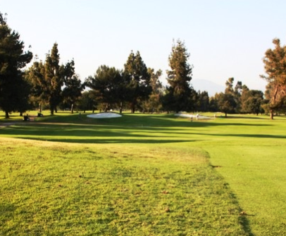 Whittier Narrows Golf Course, Eighteen, Rosemead, California, 91770 - Golf Course Photo