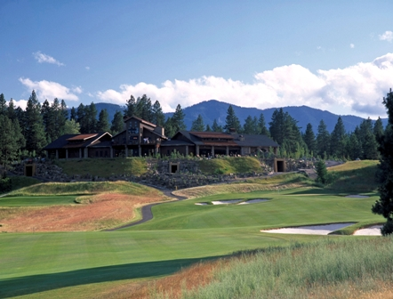 Golf Course Photo, Suncadia Resort, Rope Rider Golf Course, Cle Elum, 98922