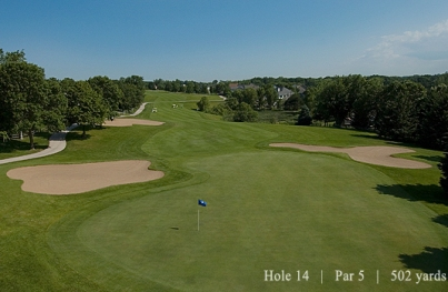 Oak Glen Country Club,Stillwater, Minnesota,  - Golf Course Photo