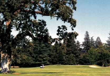 Oakmoore Golf Course, Stockton, California, 95205 - Golf Course Photo