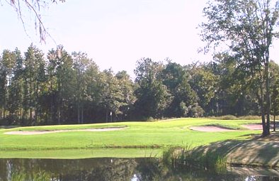 Crosswinds Golf Club -18 Hole,Savannah, Georgia,  - Golf Course Photo