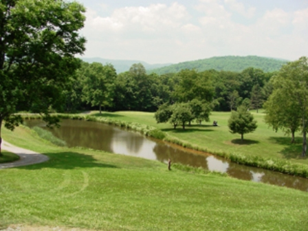 Pocahontas Country Club,Marlinton, West Virginia,  - Golf Course Photo