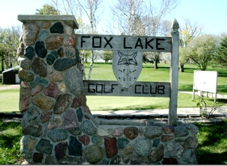 Fox Lake Golf Club,Sherburn, Minnesota,  - Golf Course Photo