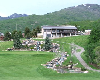 Bountiful Ridge Golf Course,Bountiful, Utah,  - Golf Course Photo