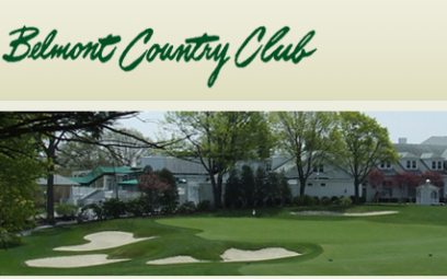 Golf Course Photo, Belmont Country Club, Belmont, 02478