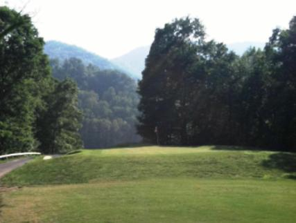Smoky Mountain Country Club,Whittier, North Carolina,  - Golf Course Photo