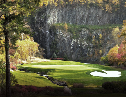 Diamond Creek,Banner Elk, North Carolina,  - Golf Course Photo