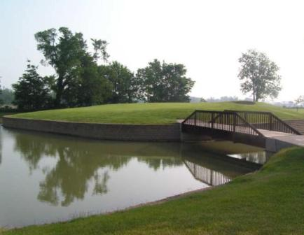 Timber Ridge Golf Club, CLOSED 2014, Millersburg, Indiana, 46543 - Golf Course Photo